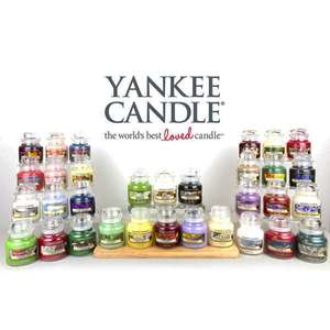 6 Small 104g Classic Signature Yankee Candles For £15 / £14.25 Delivered For New Accounts Using Code @ Yankee Bundles