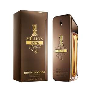 Paco Rabanne 1 Million Privé EDP 100ml £40 delivered with code + Free Sample @ Beauty Base