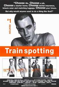 Trainspotting film to buy in HD - £2.99 @ Google Play