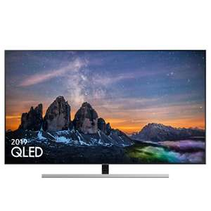 """Samsung 55"""" QLED TV with Apple TV app - QE55Q80R - £1,224 Delivered + 6 Year Guarantee @ Richer Sounds"""