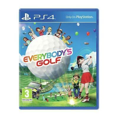 [PS4] Everybody's Golf - £7.99 delivered @ Clovetechnology/ebay