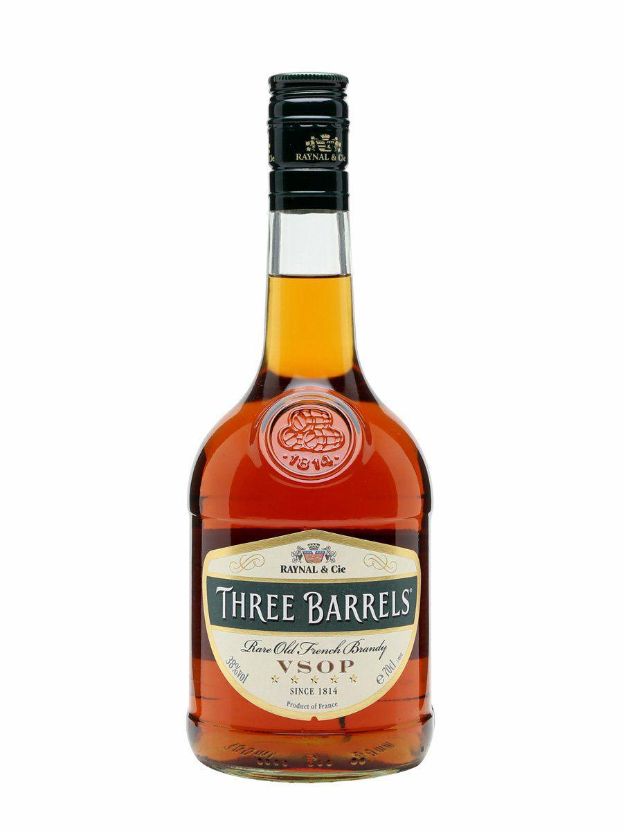 Three Barrels VSOP Brandy 1 litre - £15.75 @ Sainsbury's