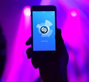4 months free Apple Music through Shazam