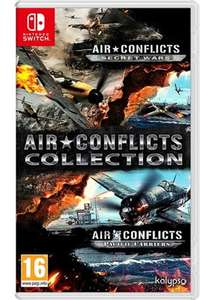 Air Conflicts Collection (Nintendo Switch) - £13.99 delivered @ Base