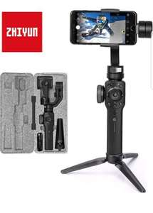 Zhiyun Smooth 4 Phone Gimbal Stabilizer New Version £83.25 @ Amazon