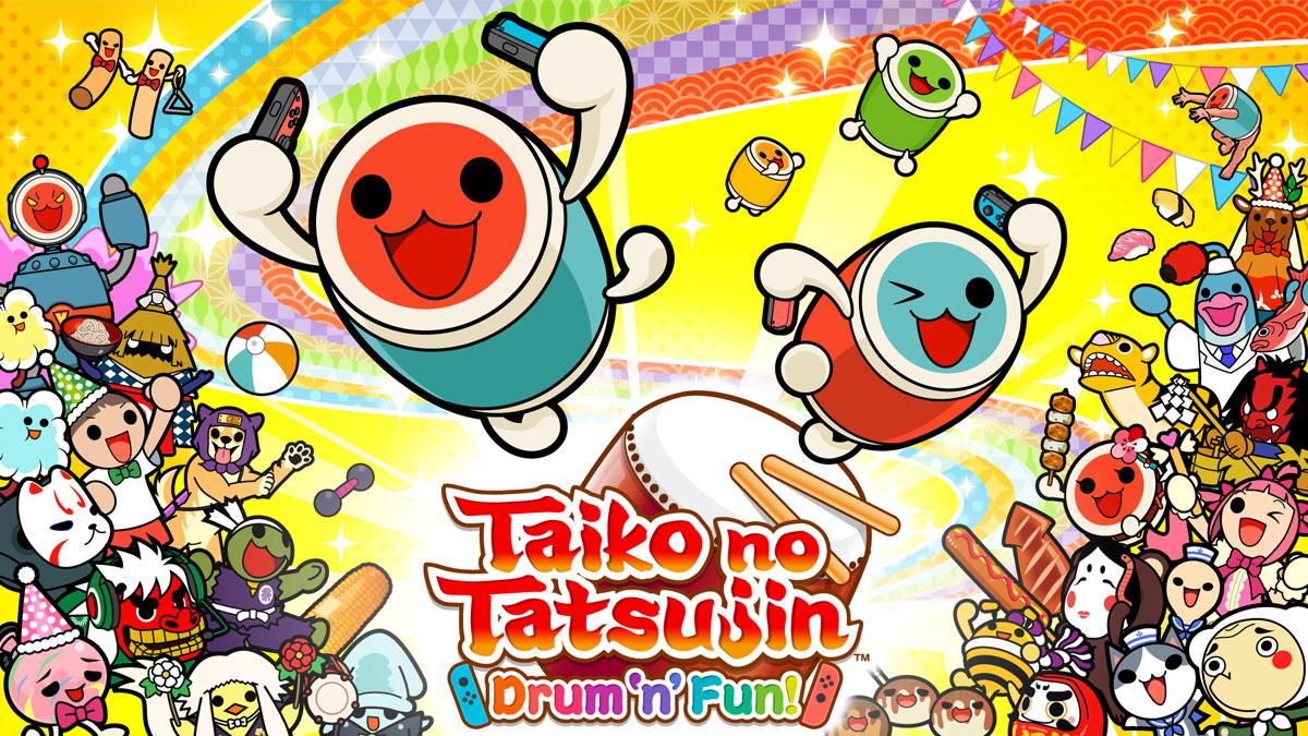 Taiko no tatsujin from the US Nintendo eShop for £15.78