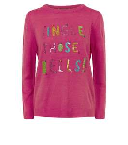 Christmas Jumper £5 @ NewLook £1.99 for Click & Collect or £2.99 for Delivery