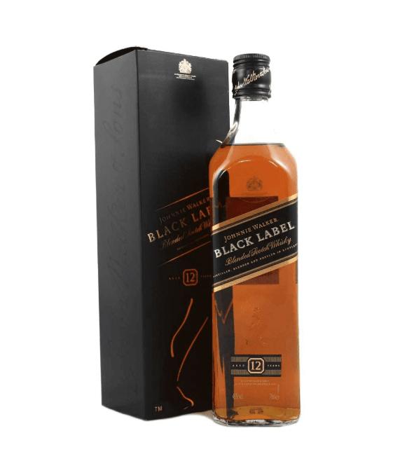 Johnnie Walker Black Label Scotch Whisky 12 Year Old 70cl £20 @ Asda