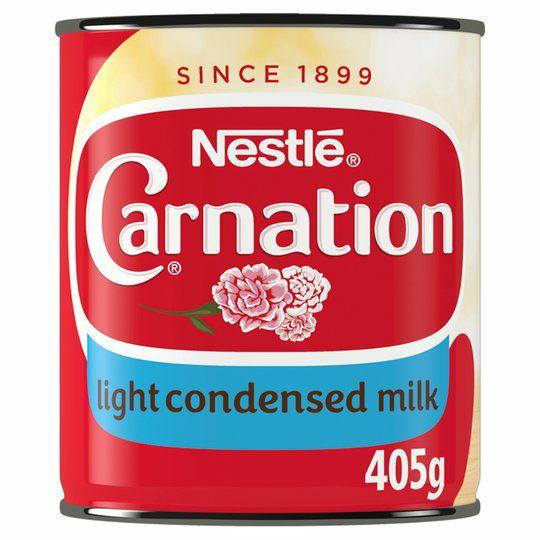 Carnation Light Condensed Milk £1 @ Tesco