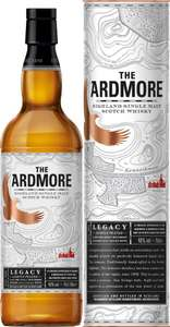 Ardmore Legacy Whisky 70Cl £18 @ Tesco
