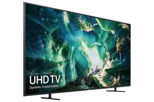 "Samsung UE55RU8000 55"" Dynamic Crystal Colour Smart 4K TV £625 delivered @ Amazon - Sold by Reliant Direct"