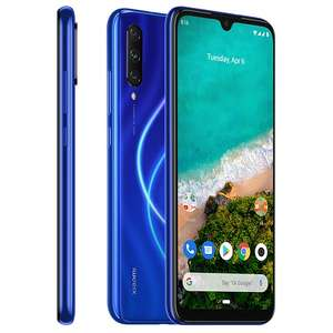 Xiaomi Mi A3 Dual Sim 4GB  Not just blue £130.99 @ eGlobal Central