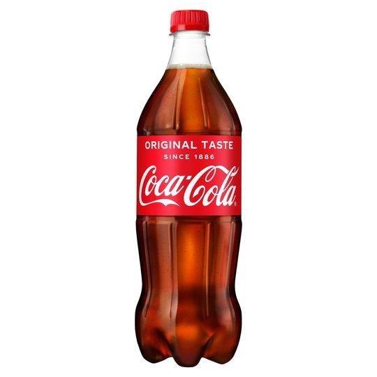 Coca Cola 1 litre £1 @ Tesco