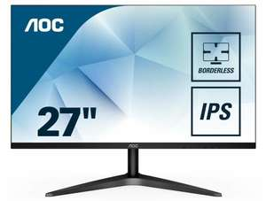 """AOC 27B1H 27"""" IPS Full HD Monitor for £99.95 delivered @ Amazon"""