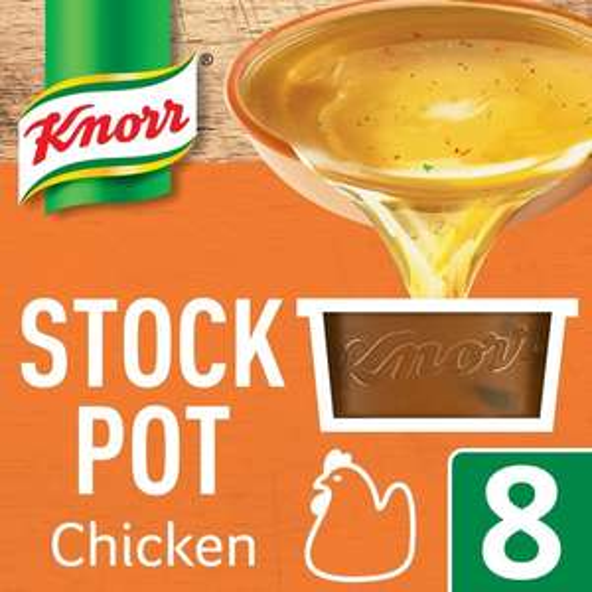 Knorr Chicken/Beef/Veg Stock Pots 8's 224G £1.32 (was £2.65) @ Tesco