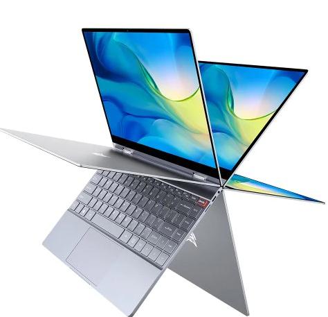 "BMAX Y13 13.3"" convertible laptop, 8GB RAM, 256GB SSD, IPS screen etc £305.55 @ Gearbest"