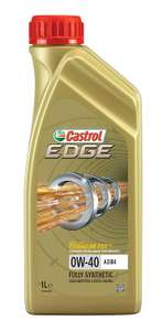 Castrol Edge 0W-40 Fully Synthetic £3.75 instore @ Tesco Town Gate Retail Dudley