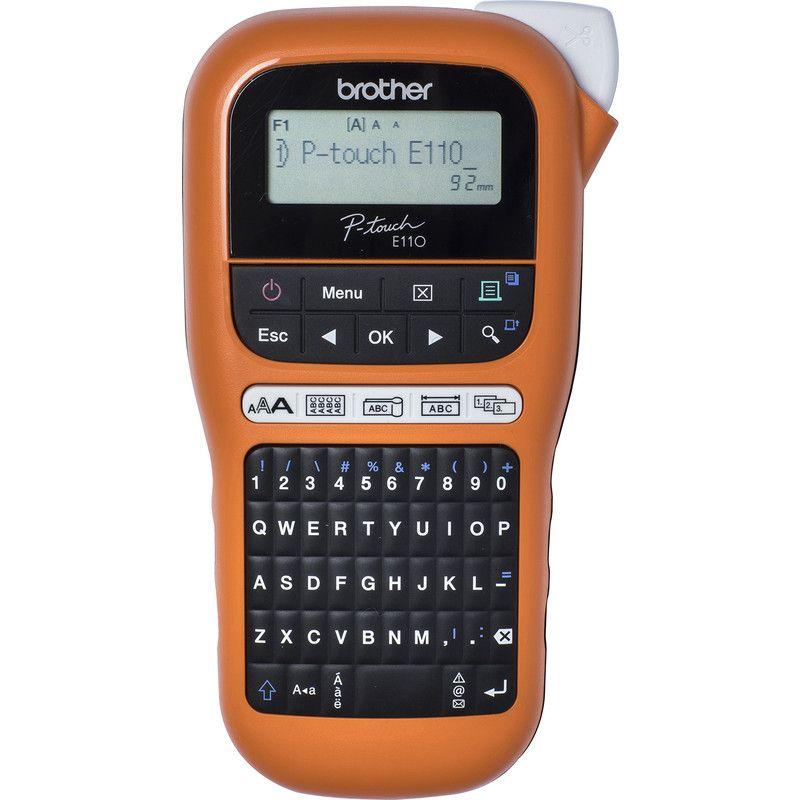 Brother PTE110 Handheld Label Printer £23.33 @ Toolstation