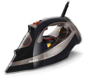 Philips Azur Performer Plus Steam Iron with 210 g Steam Boost, 2600 W - Black [Energy Class A] £39.99 @ Amazon