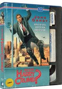 Who's Harry Crumb? [Blu-ray] - Region Free - John Candy - £6.91 delivered @ WowHD