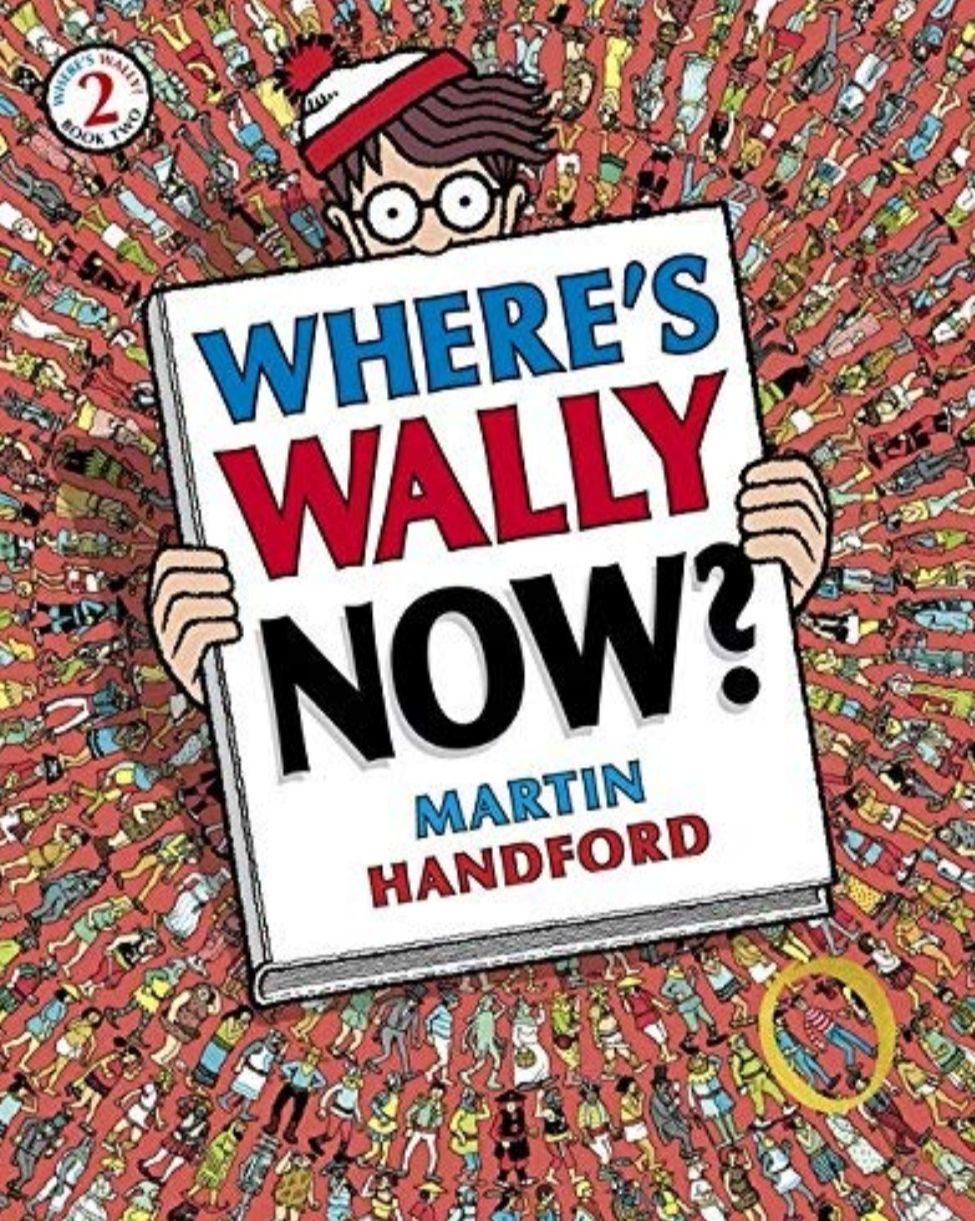 Where's Wally Now paperback book - £3.49 (Prime) £6.98 (Non Prime) @ Amazon