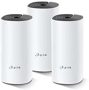TP-Link Deco M4 WiFi Mesh system 3 pack @ amazon - £119.99