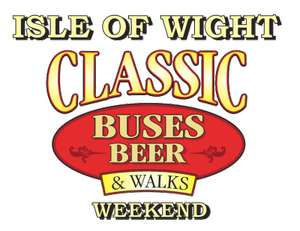 Beer and buses event on the Isle of Wight this weekend