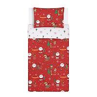 15% off of bedding including Xmas bedding @ Asda (Red Santa Easy Care Reversible Duvet Set - £7.65)