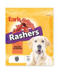 Earls Bacon Flavoured Rashers 300g @ ALDI (Instore) - 49p