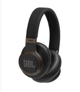 JBL LIVE 650BTNC Wireless Over-Ear Noise-Cancelling Headphones £118 @ Amazon