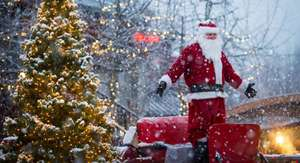 25% off tickets for spirit of christmas fair at Olympia - 4th to 10th november, 2019