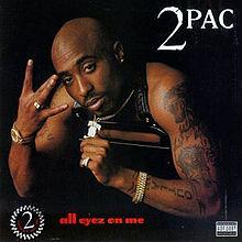 2Pac All Eyez on Me Double Vinyl £18.69 (Prime) £23.18 (Non Prime) delivered @ Amazon