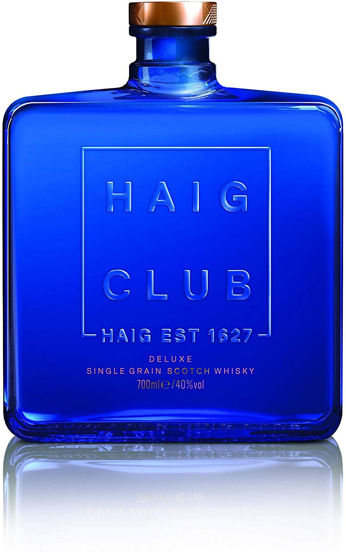 Haig Club Single Grain Scotch Whisky, 70cl - £25 @ Amazon