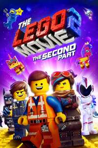 "Rent ""The Lego Movie 2 - The Second Part"" in HD for £0.45 using code from Chili"