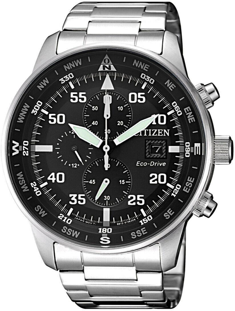 Citizen Mens Eco-Drive Chronograph Watch CA0690-88E £104 + free delivery @ TK Maxx