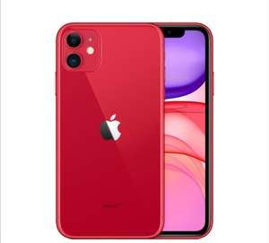 Apple iPhone 11 128GB A2223 Dual Sim - Red Smartphone £655.49 @ Eglobal Central