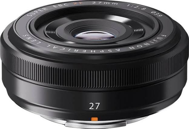 Fujifilm FUJINON XF 27mm F2.8 Lens Black - £128.99 delivered @ eGlobal Central
