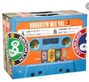 Brooklyn Mixtape Volume 2 £15 at Asda