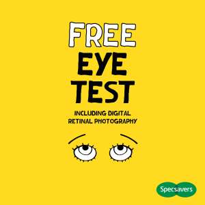 Free Eye Test & Hearing Test Kirkby Liverpool Opticians Specsavers