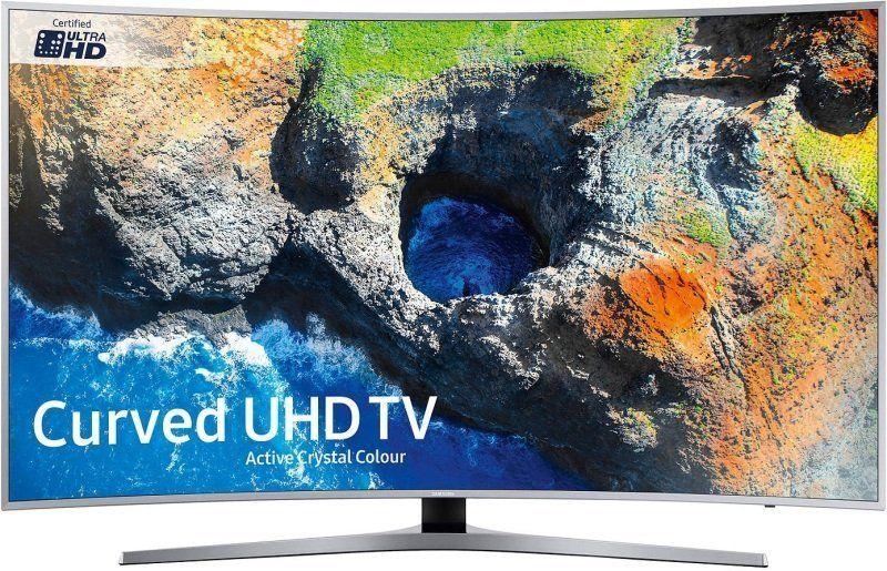 """Samsung UE49MU6500 49"""" HDR 4K Ultra HD Curved Smart TV £476.80 Delivered @ Ebuyer"""