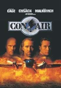 Con Air in HD for £3.99 on Google Play