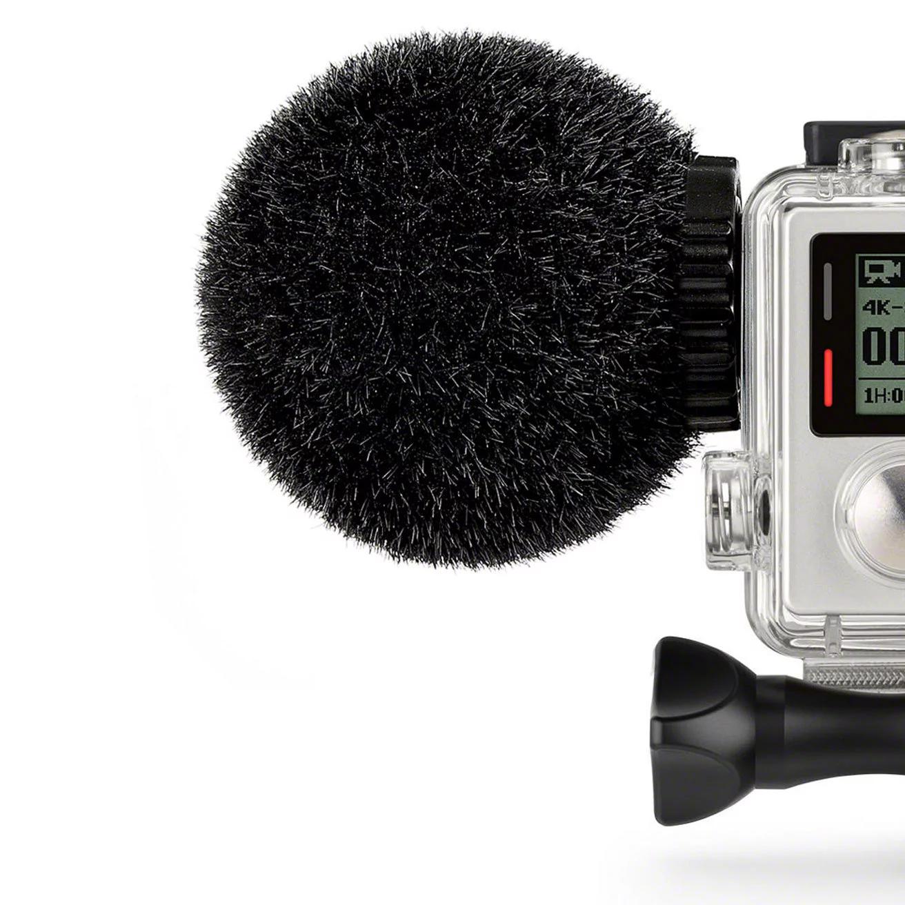 Sennheiser MKE 2 elements  waterproof microphone for GoPro® HERO4 cameras B-stock(1 year warranty), £14.95 at Sennheiser Outlet