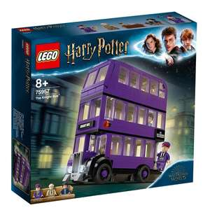 Lego 75957 The Knight Bus Harry Potter - £15 Instore @ Sainsbury's Chelmsford