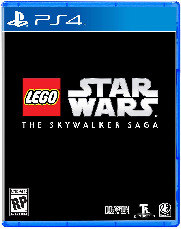 Lego Star Wars Skywalker Saga (PS4) pre order - £37.85 @ Base