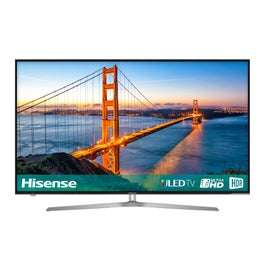 Refurbished Hisense 65U7A 65 inch 4K Ultra HD HDR Smart ULED TV Freeview Play - £494.10 delivered with code @ Richer Sounds