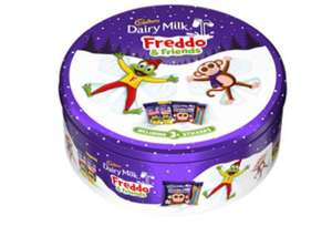 Asda Selling 420g Tin of Freddo Chocolates instore and online - £4