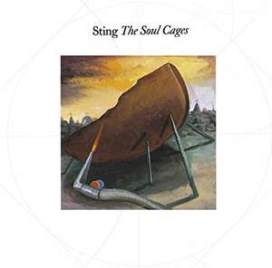 Sting - The Soul Cages [180g VINYL] 2016 re-release with MP3 download code - £12.06 delivered @ Amazon.fr