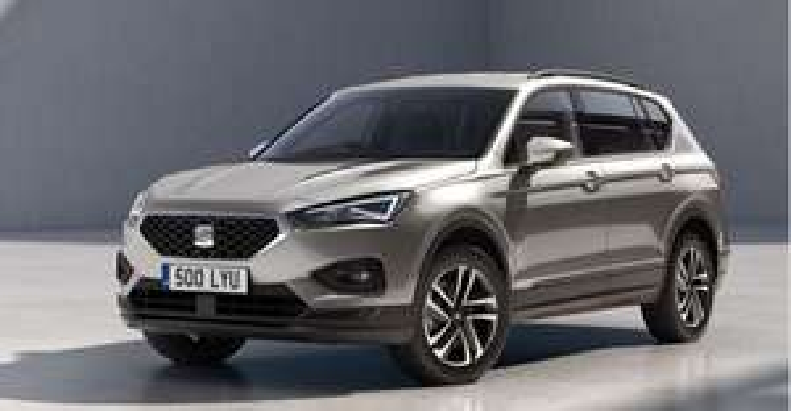 New SEAT Tarraco 1.5 TSI EVO 150bhp SE Technology 5dr Petrol 7 seater now £21,495 @ SG Petch