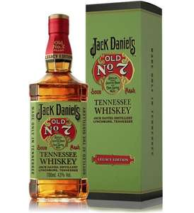 Jack Daniel's - 43% Legacy Edition - Old No 7 Tennessee Whiskey 70cl - £16 at Asda