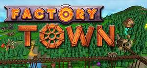 Factory Town £11.62 at -25% @Steam discount offer